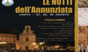 Le Notti dell'Annunziata a Gaeta @ Gaeta