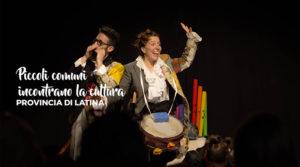 Piccoli comuni incontrano la cultura @ Provincia di Latina