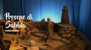 Presepe di Sabbia a Terracina @ Terracina